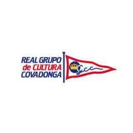 Logotipo Grupo de Cultura Covadonga