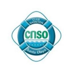 Logotipo Club Natación Santa Olaya