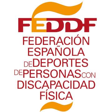 Logotipo de la Federación Española de deportes para personas con discapacidad física