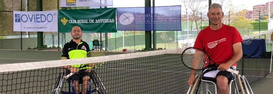Participantes del Open Caja Rural de Tenis