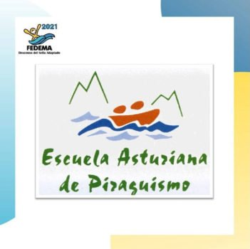 Logotipo Escuela Asturiana de Piraguismo